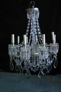 CRYSTAL CHANDELIER (AFTER)